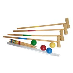 Croquet de madera TJ Mark - Sanborns
