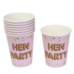 "Vaso rosa ""Hen Party"" - Sanborns"