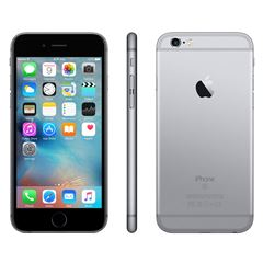 Celular iPhone 6S 32GB Color Gris R9 (Telcel) - Sanborns