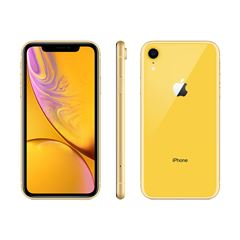 iPhone XR 256GB Color Amarillo R9 (Telcel) - Sanborns