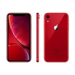 Celular iPhone XR 64GB Rojo R6 (Telcel) - Sanborns