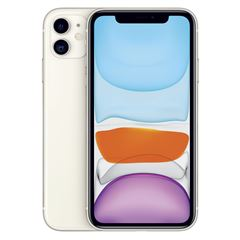 iPhone 11 128 GB Color Blanco R9 (Telcel) - Sanborns