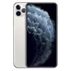 iPhone 11 Pro Max 256GB Color Plata R9 (Telcel) - Sanborns