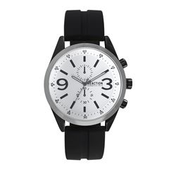 Reloj de Caballero Negro Kenneth Cole Reaction - Sanborns