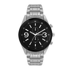 Reloj de Caballero Plata Kenneth Cole Reaction - Sanborns