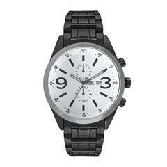 Reloj de Caballero Gun Metal Kenneth Cole Reaction - Sanborns