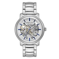 Reloj Kenneth Cole NY Plata KC50776007 - Sanborns