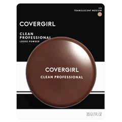 Polvo suelto Covergirl Professional 115 Medium - Sanborns