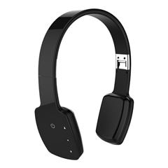 Mxh-Bt1000 Slim Bluetooth Headphone With Mic Blk - Sanborns
