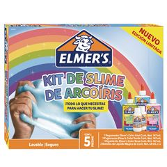 Kit slime arcoiris Elmer´s - Sanborns
