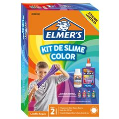 Kit Slime color Elmers - Sanborns