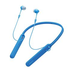 Audífonos Bluetooth In Ear Wic400 Azul Sony - Sanborns