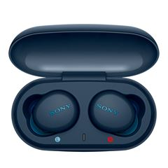 Audifonos Sony WF-XB700 True Wireless Azul - Sanborns