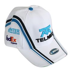 Gorra Pole Position Checo blanco - Sanborns