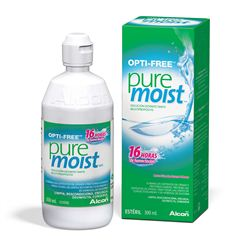 Opti-Free Pure Moist 300 Ml - Sanborns