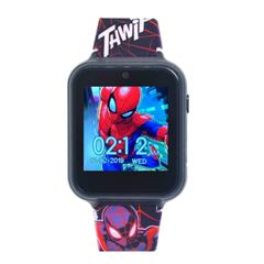 Smartwatch Marvel Spiderman Negro - Sanborns