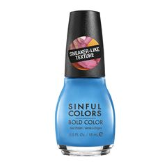 Esmalte Sinful Sporty Brights Double Time - Sanborns