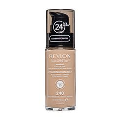 Base de Maquillaje Color Stay Make up medium beige cb/e2 Revlon - Sanborns