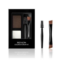 Revlon Delineador Cejas Colorstay Brow Kit Dark Brown27600 - Sanborns