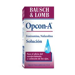 Opcon-A Souciónl 15 ml - Sanborns