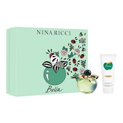 Set para dama Nina Ricci, Bella, EDT 80ML + Body Lotion 100ML - Sanborns