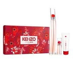 Set para Mujer Flower By Kenzo Eau de Vie 100 ml + Flower By Kenzo Eau De Vie 15ml  + Crema Humectante - Sanborns