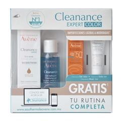Kit Cleanance Anti-imperfecciones Avene - Sanborns