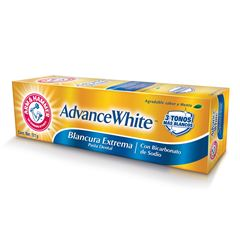 Pasta Dental Advance White con peroxído Dental Care - Sanborns