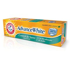 Pasta dental Advance White antisarro Dental Care - Sanborns