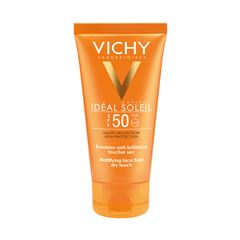 Protector Vichy Ideal Soleil Anti Brillo Toque Seco - Sanborns