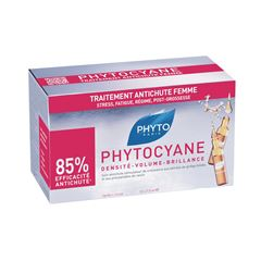 Phytocyane Tratamiento 12 Ampolletas 7.5 ml - Sanborns
