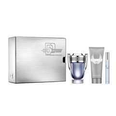 Set para caballero, Paco Rabanne, Invictus, EDT 100 ML + Shower Gel 100 ML + Travel spray 10 ML - Sanborns