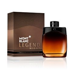 Fragancia Para Caballero Montblanc Legend Night Edp 100 ml - Sanborns