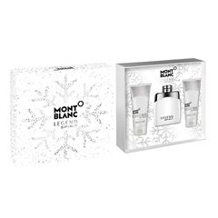 Set para Caballero Montblanc Legend Spirit EDT 100ml - Sanborns
