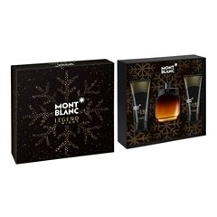 Set para Caballero Legend Night Montblanc - Sanborns