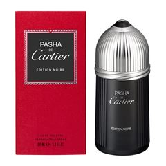 Pasha Noir Edt 100 ml - Sanborns