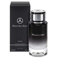 Fragancia Para Caballero Mercedes Benz Intense Edt 120ml - Sanborns
