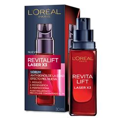 Sérum Concentrado Antiarrugas Revitalift Loreal Paris, 30ml - Sanborns