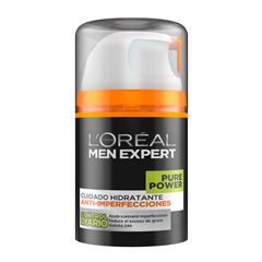 Crema anti acné hombre Men Expert L'Oréal Paris - Sanborns