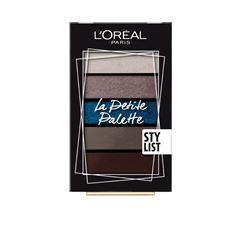 Paleta L'Oréal París de Sombras para Ojos Petite Palette Tono 04 Stylist - Sanborns