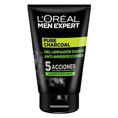 L'oréal Men Expert Pure Charcoal Wash T100 Es/Pt/It - Sanborns