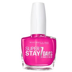 Esmalte de Uñas Gel Superstay 7 Maybelline 886 Fucsia - Sanborns