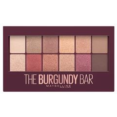 Paleta de Sombras The Burgundy Bar Maybelline - Sanborns