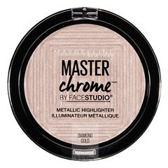 Maybelline Blush fs chrome extreme: diamond glow - Sanborns