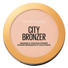 Polvo Bronceador City Bronze Maybelline 150 Light Warm - Sanborns
