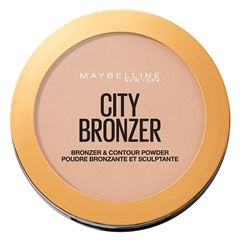 Polvo Bronceador City Bronze Maybelline 250 Medium Warm - Sanborns