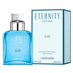 Ck Eternity Air Men Edt 100 ml - Sanborns