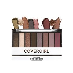 Covergirl Paleta de Sombras TrunNked, Chocoholic (6.5 gr) - Sanborns