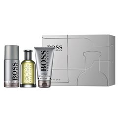 Estuche Caballero Boss Bottled vs Shower gel  100ml - Sanborns