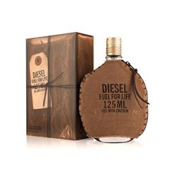 Dsl Fuel For Life Edt 125 Ml With Pouch - Sanborns